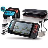Dreamgear Dgsw-6502 Kit De Acessórios Gamer Com 10 Peças Para Nintendo Switch, Dreamgear, Preto - Android