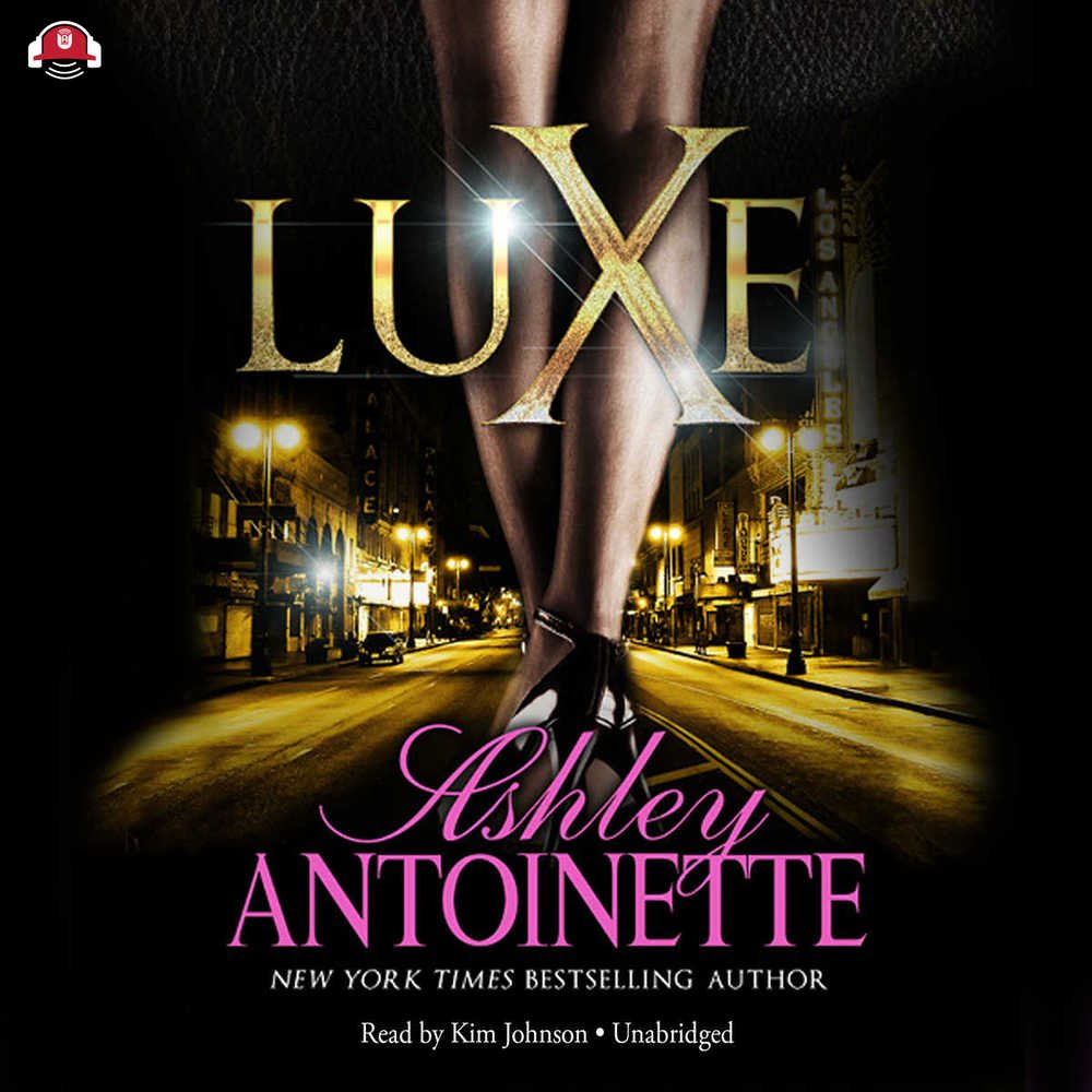 Luxe (Luxe Series, Book 1) by Urban Audiobooks and Blackstone Audio (Image #1)