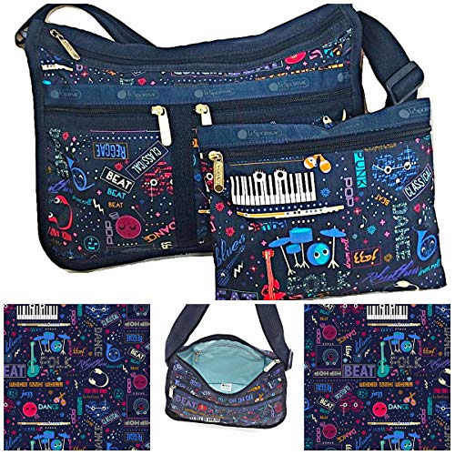 LeSportsac Little Orchestra Deluxe Everyday Crossbody Bag + Cosmetic Bag