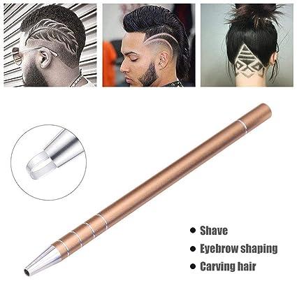 KOBWA - Pluma de grabado de pelo, lápiz de tinta, dispositivo de ...