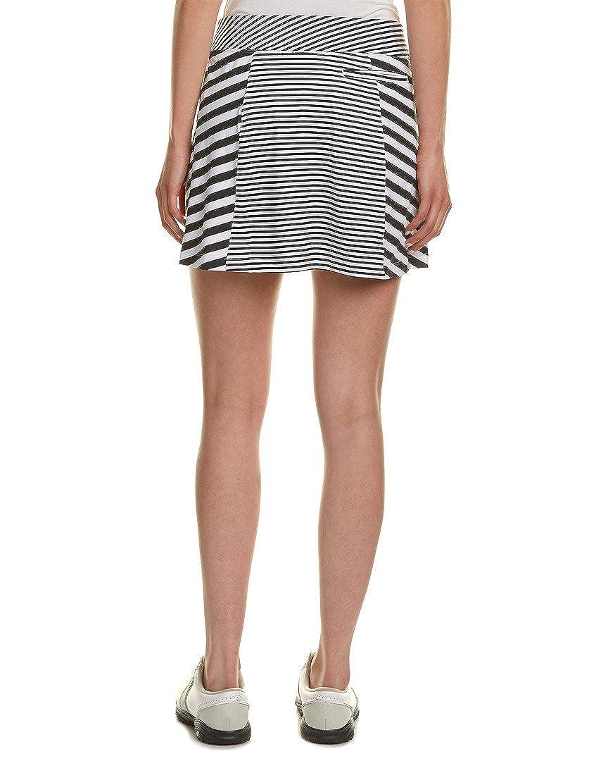 Nike Precision Knit Print Skort 2.0 Falda de Tenis, Mujer: Amazon ...