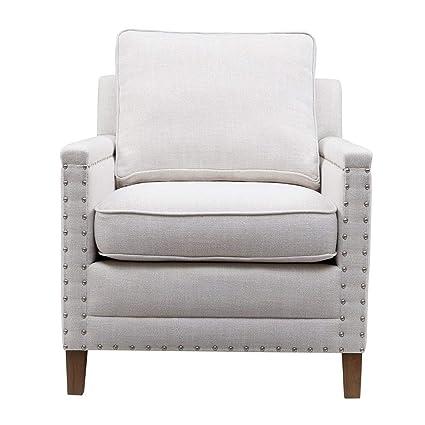 Magnificent Amazon Com Cheshire Accent Chair Grey Multi Grey See Below Machost Co Dining Chair Design Ideas Machostcouk