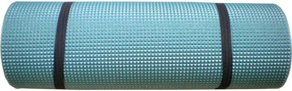 Softee 0025140 Esterilla, Unisex Adulto, Verde/Gris, 180 x 50 cm