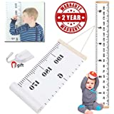 Wall Growth Chart Wall Hanging Height Chart for baby Wall Ruler for Kids Room Hanging Decor for child