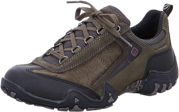 Allrounder by Mephisto Fina-Tex, Zapatillas de Running para Mujer: Amazon.es: Zapatos y complementos