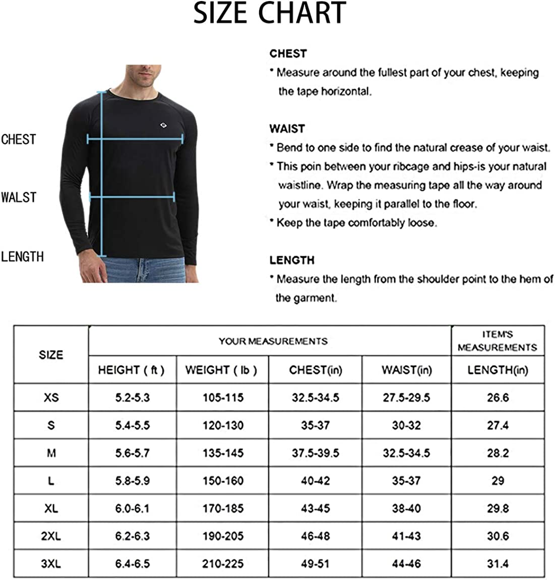 UV Sun Protection Running Shirts Long Sleeve Quick Dry Sports Hiking Fishing Shirts for Men RlaGed Mens UPF 50