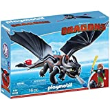 Playmobil: How to Train Your Dragon - Hiccup & Toothless Playset (9246)