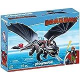 Playmobil - Hipo y Desdentao (9246)