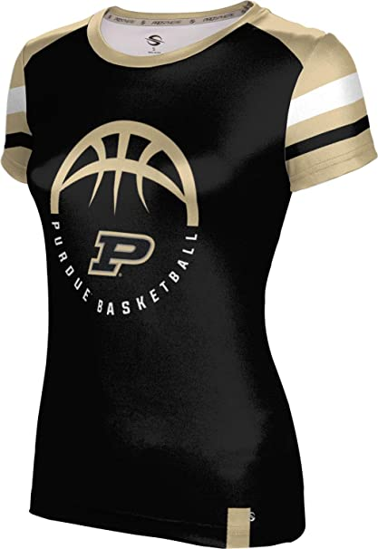 ProSphere Purdue University Basketball Women's Performance T-Shirt (Old School)
