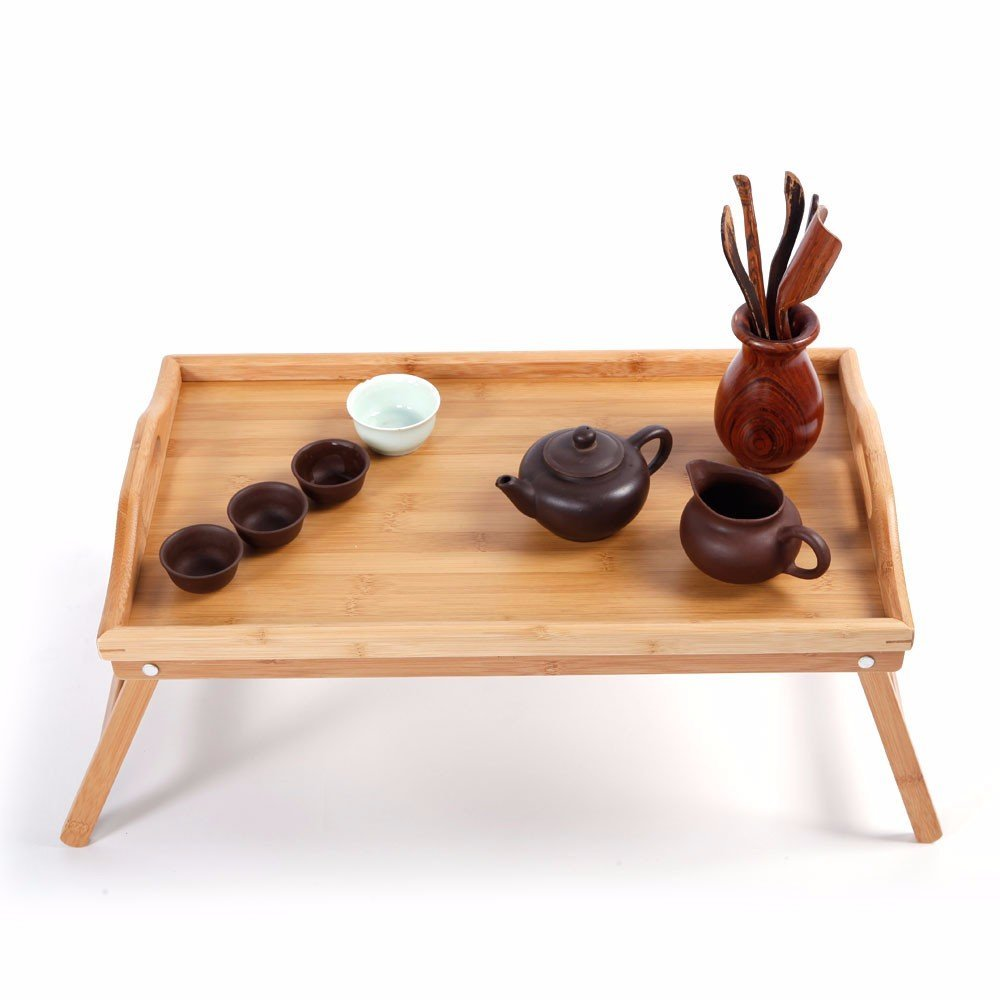 Simple Bamboo Tea Table Wood Color by SHUTAO (Image #6)