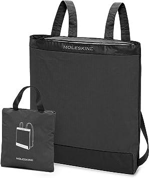 Moleskine Tasche Journey Packable Tote Faltbar und Zusammenklappbar in praktischem Beutel pastellgr/ün