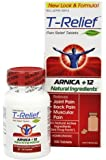 T-Relief Pain Relief 13 Natural Medicines Tablets 100 ea