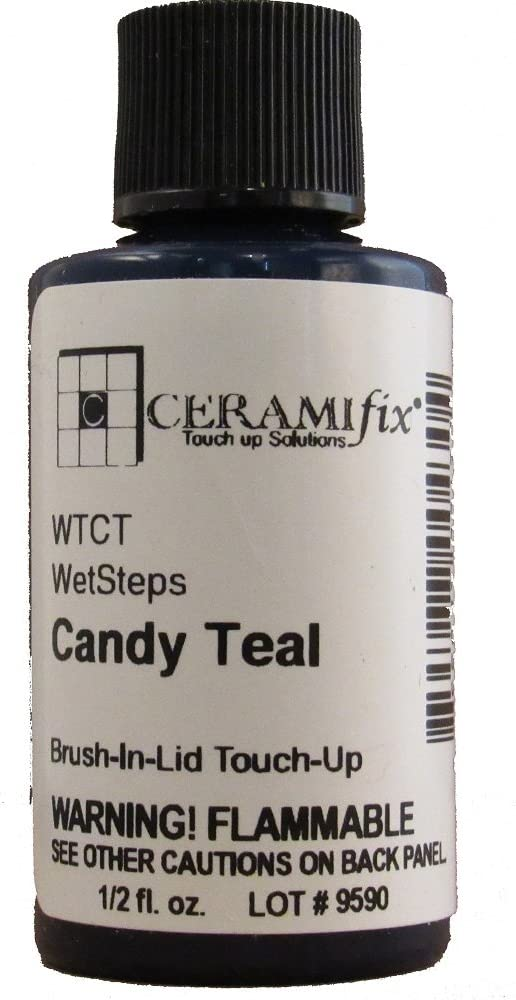 Ceramifix Candy Teal Touch up Paint