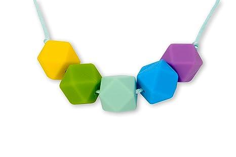 Collar Lactancia Silicona para beb/é RUBY Collar lactante Modelo 2