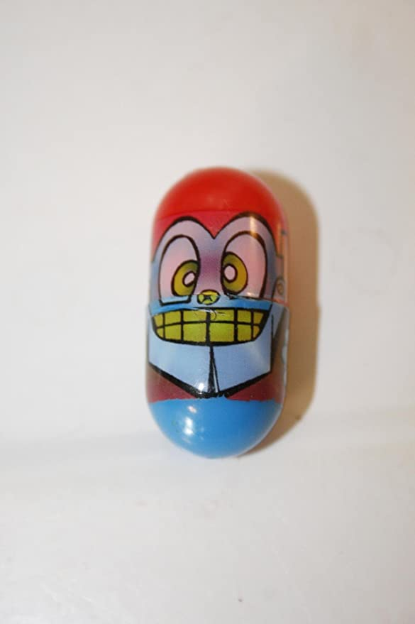 Amazon.com: 2004 Crazee Jumpin Beans Mega-Bot Bean: Toys ...