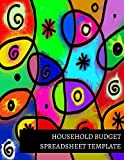 Household Budget Spreadsheet Template