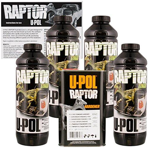 Buy raptor tintable bedliner