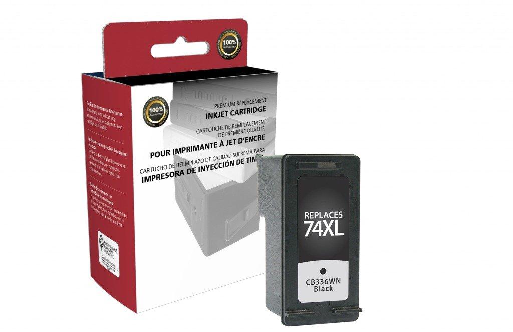 Amazon.com: Remanufactured High Yield Black Ink Cartridge ...