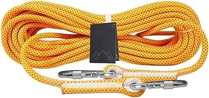 JU FU Cuerda de Seguridad, de 10,5 mm / 12 mm al Aire Libre ...