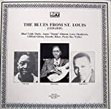 Blues From St Louis (1929-1935) Various Vinyl
