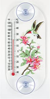 product image for Aspects 192 Hummingbird in Azalea Window Thermometer