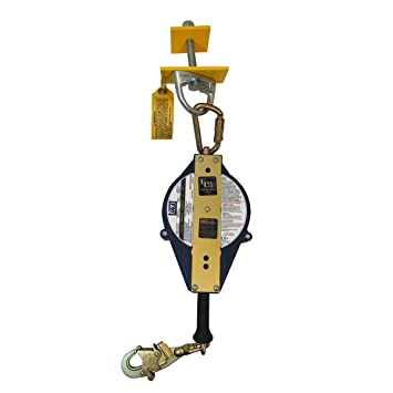 Fall Protection Anchor - Fixed Truss Kit With 20\' DBI/SALA Ultra ...