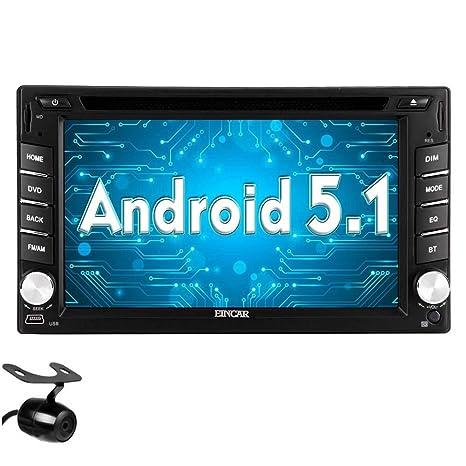 Actualizar Android 6.0 ESTšŠreo del Coche en el Tablero de DVD 2 DIN GPS navegaciš®n del Coche de Bluetooth del Jugador de Unidad Principal 6.2 Pulgadas de ...