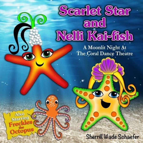 Scarlet Star and Nelli Kai-fish: A Moonlit Night At The Coral Dance Theatre (Scarlet Coral)