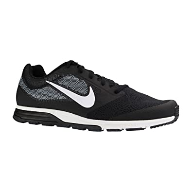 b299dd3f593d Nike Men s Air Zoom Fly 2 Running Shoe Black White Cool Blue 13 D(M) US   Buy Online at Low Prices in India - Amazon.in