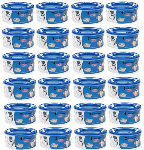 Litter Locker 24-Pack Refill Cartridge for Cat Litter Locker by LitterLocker