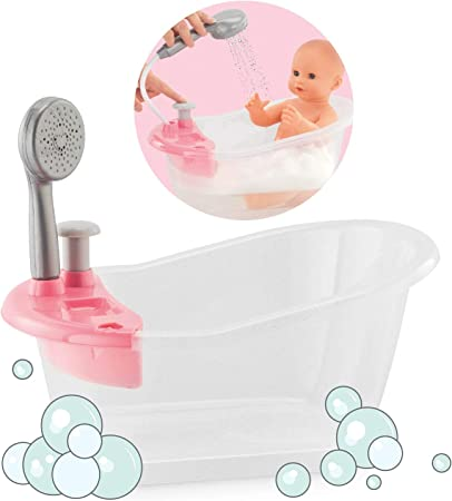 Corolle Bathtub with Shower (For 12