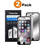 """iPhone 8 Plus / 7 Plus Screen Protector, Insten [2 Pack] Premium Mirror Anti-Scratch LCD Screen Protector Bubble Free HD Film No Rainbow Effect Shield Guard For Apple iPhone 8 Plus / 7 Plus (5.5"""")"""