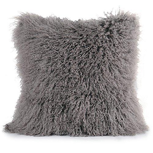 daymisfurry DM funda de almohada de piel de cordero de ...