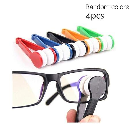 AENGHEI Enviar al Azar para los Colores Cute Mini Gafas de ...