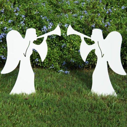 Teak Isle Christmas Outdoor Nativity product image