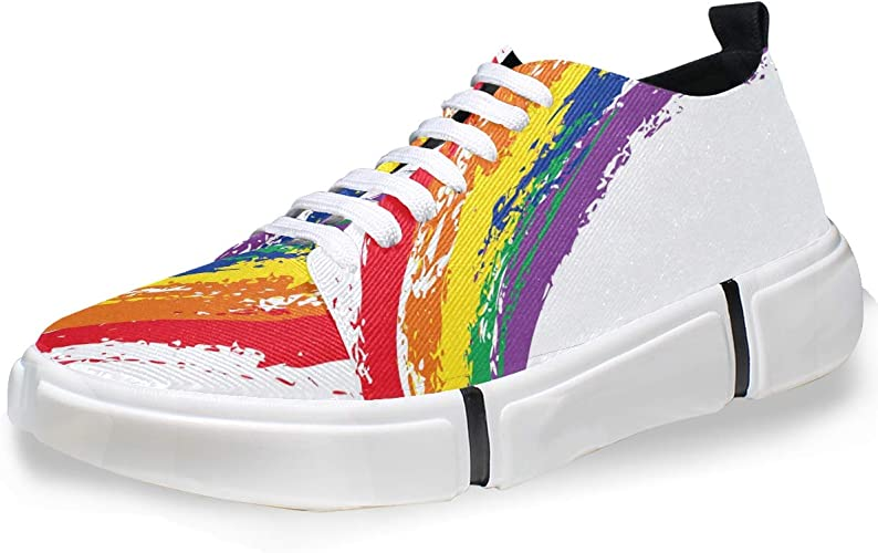 DEZIRO Zapatos de senderismo para hombre, estilo casual ...