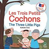 The Three Little Pigs - Les Trois Petits Cochons: English French Bilingual Book: Bilingual Children's Book for French Languag