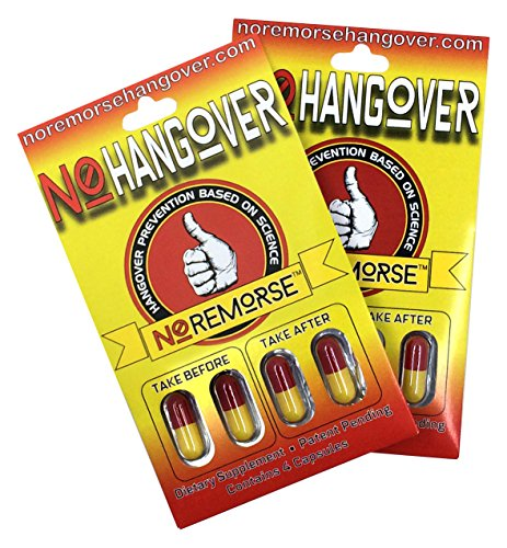 No Remorse Hangover Prevention Count product image