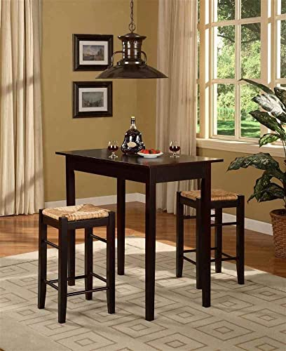 3 Pc Counter Dining Set
