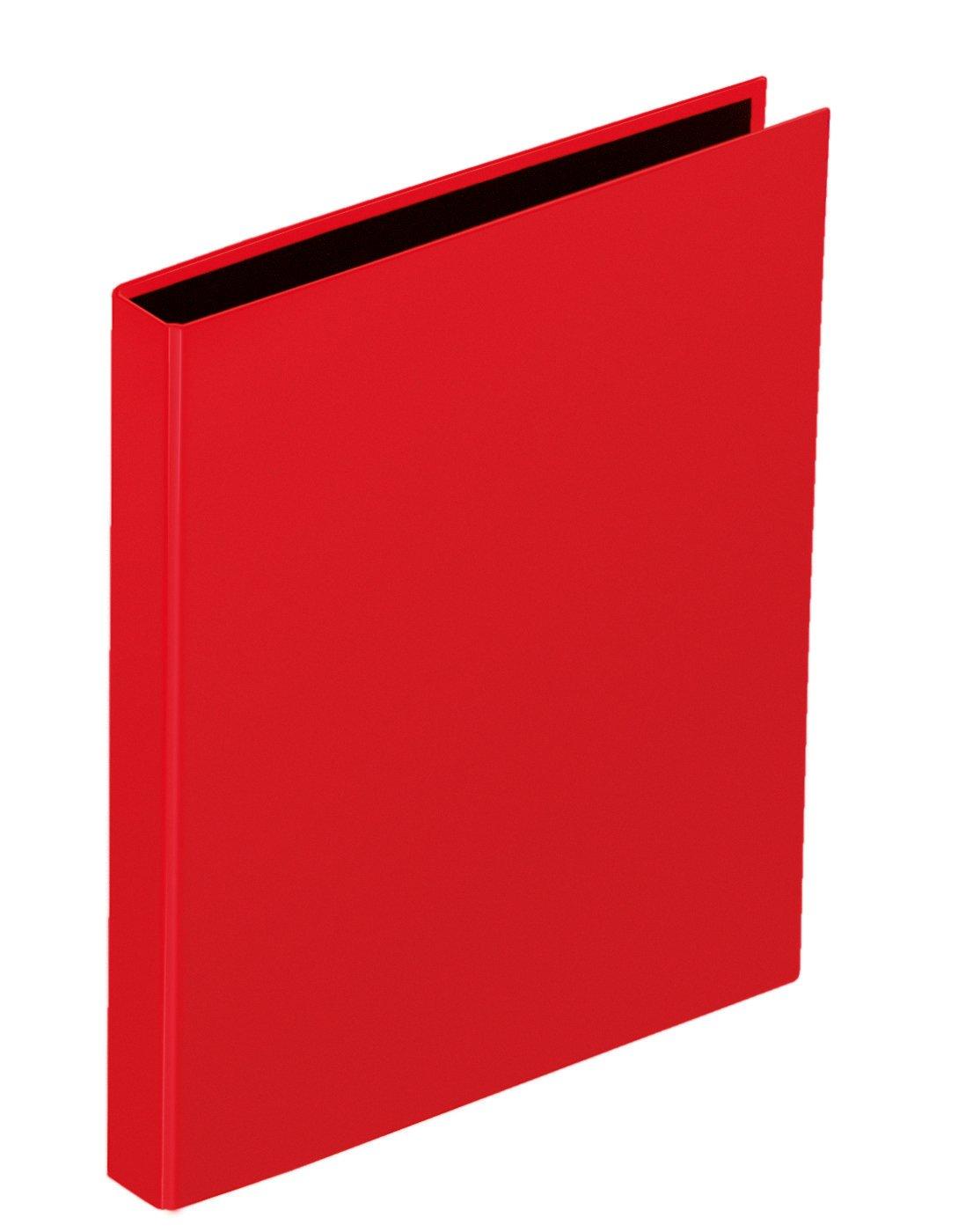 Pagna 2040703A5Basic Classeur à anneaux Rouge Pagna Papierverarbeitung Gnadau GmbH & Co. KG 20407-03