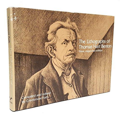 The Lithographs of Thomas Hart Benton
