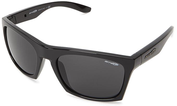 Arnette - Gafas de sol Rectangulares Dibs para mujer, Black ...
