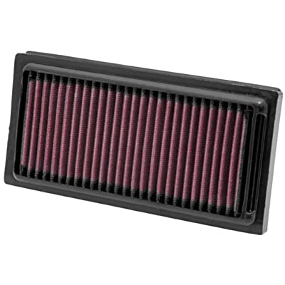 K&N Engine Air Filter: High Performance, Premium, Powersport Air Filter: 2008-2012 HARLEY DAVIDSON (XR1200X Sportster, XR1200) HD-1208: Automotive