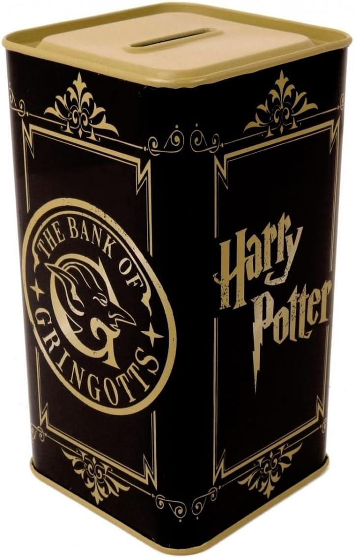 caja de dinero Harry Potter Gringotts: Amazon.es: Juguetes y juegos
