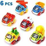 Amy&Benton プルバックカーおもちゃ子ども1歳2歳3歳赤ちゃん幼児玩具車男の子向きプレゼントギフト