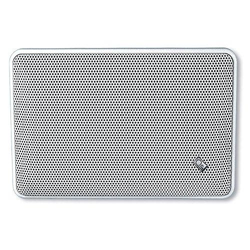 PolyPlanar 3-Way Platinum Panel Marine Speaker - (Pair) White (Poly Planar Dual Speaker)