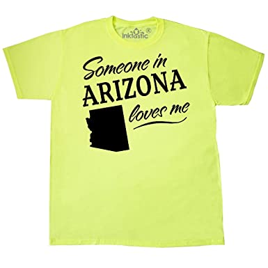 inktastic Someone in Arizona Loves Me Baby T-Shirt