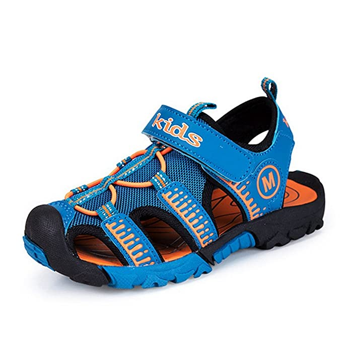 Athletic Summer Sandales Pour Beach Respirant Jrenok Strap Fermétoe 16dIxTq8