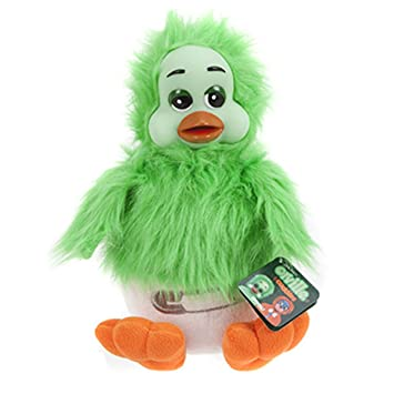 """Orville The Duck 10"""" Plush Retro Cuddly Toy Officially Licensed Keith Harris"""