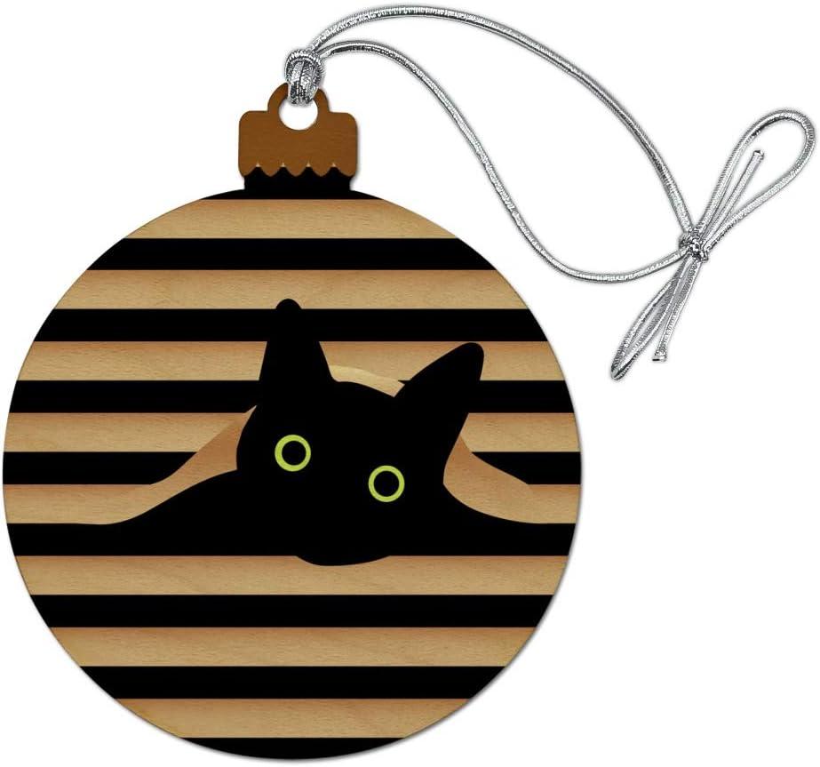 LASER CUT CAT 4 Ornament